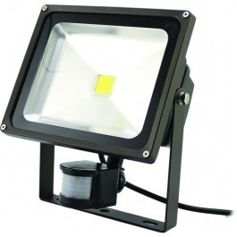 LED Floodlight with Sensor