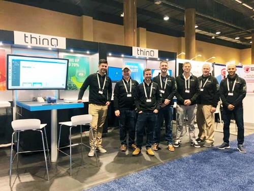 thinQ Team at Enterprise Connect Orlando