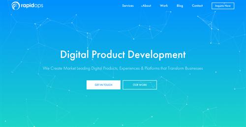 RapidOps Website