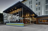 The aloft offers all of the ammenities you want in a hotel