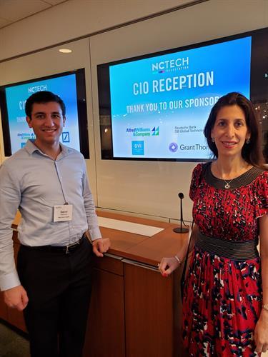 NC Tech CIO event