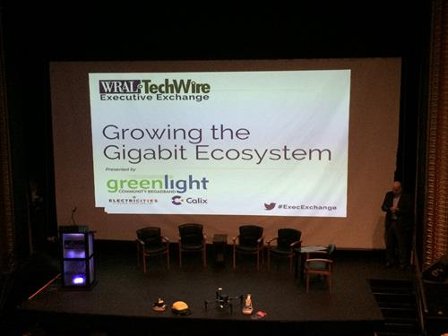 Getting started at the Gig East Summit - 2017