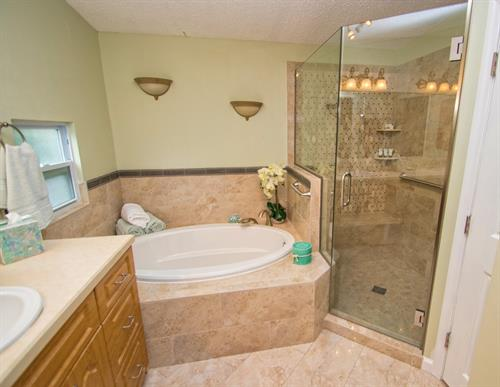 Master Bath After