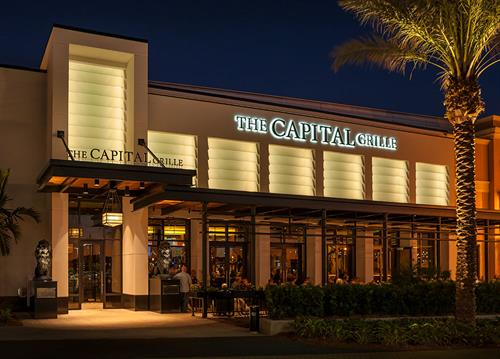 The Capital Grille Sarasota at UCT Mall