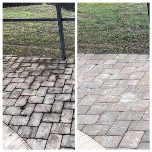 Mold growth is unavoidable in the humid, Florida climate. Protect your exterior surfaces with NanoSeal and take the hassle out of costly, labor-intensive pressure washing.