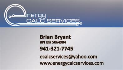 Energy Calc Services