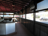 Commerical Awnings, Retractable Screens