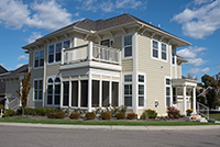 Commercial - Siding, Soffit, Fascia, Seamless Gutters, Handrail, Screen Enclosure, Windows, Doors, Sliders