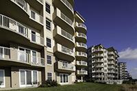 Commercial - Condo Balcony Handrail