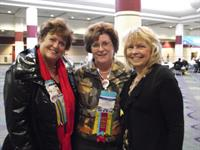 Ann Garvey, Dianne Beaton and Monica Somerfelt Lewis at NAHB Fall Board Meeting 2013