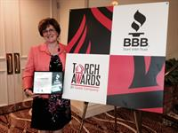 2DiFore Marketing Solutions Receives Perfect Record Award for 5 years from BBB of NH