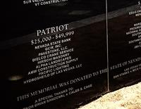 Very proud of HydroShield, Inc. and HydroShield of Las Vegas for protecting this memorial form the elements
