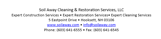 Soil-Away Cleaning and Restoration Services LLC