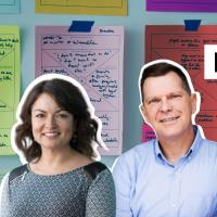 DT | Introduction to Design Thinking with Jennifer Hack and Mark Logan