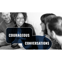 CANCELLED | Evergy Presents Courageous Conversations - Coming to the Table: Tools for Making it Easier to Build Cross-Racial Friendships