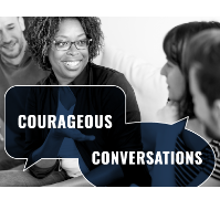 virtualCX | Evergy Presents Courageous Conversations - Coming to the Table: Tools for Making it Easier to Build Cross-Racial Friendships