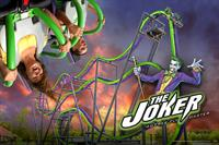 New England's First 4-D Free Fly Coaster! Coming Soon!  Summer 2017!