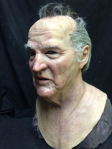 realistic silicone mask