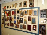 All styles of custom plaques