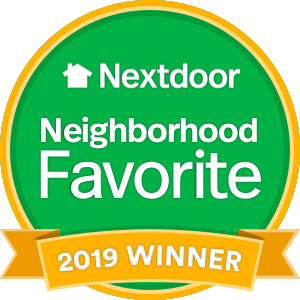 Only the top 1% of businesses across the country are recognized as a Nextdoor Neighborhood Favorite, so winning signifies that your business is greatly valued and loved by your community.