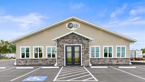 Our J.A. Myers Homes Showroom