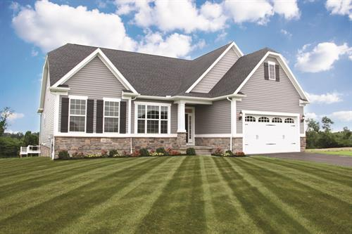 Our Olivia Model Home - Choose this floor plan and customize it!