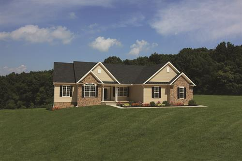 Natalie Model Home - Choose this floor plan and customize it!