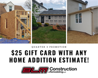 BLM Construction & Remodeling - York