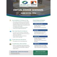 Virtual Dinner Seminars