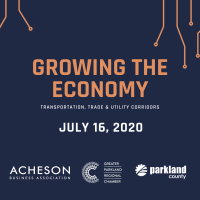Growing the Economy: Transportation, Trade and Utility Corridors