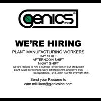 Genics Inc