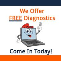 We offer FREE Diagnostics! Come in Today!