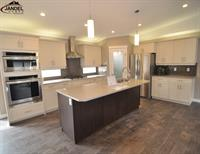 The Summerbrook show home kitchen