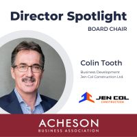 Meet the Director Series: Introducing Colin Tooth