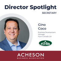 Meet the Director Series: Introducing Gino Coco