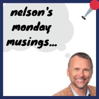 Monday Musings 12/09/2019