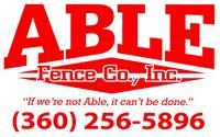 Able Fence Co., Inc.