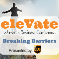 eleVate Women's Business Conference, Breaking Barriers 2020