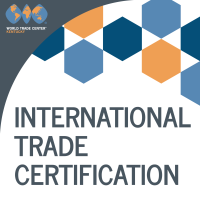 International Trade Certification - Virtual (Nov. 4, 11, 18, 2020)