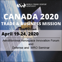 Canada 2020 Trade & Business Mission - AeroMontreal