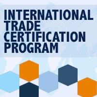 International Trade Certification - Virtual (March 10, 17, 24th 2021)