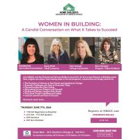 Professional Women In Building Panel Discussion