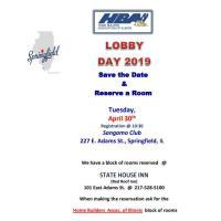 HBAI Lobby Day