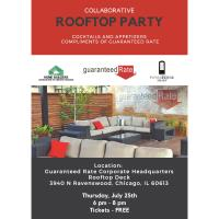 Guaranteed Rate Rooftop Meet 'n Greet