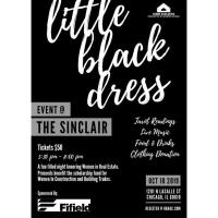 The Little Black Dress Event ~ Honoring Women in the Construction Industry