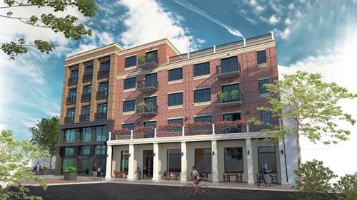 Quincy Station Mixed Use - Westmont