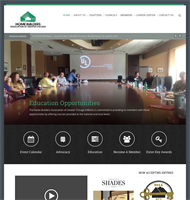 HBAGC Website by Brandit360