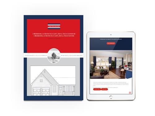 Newport Cove Brochure and Website Design