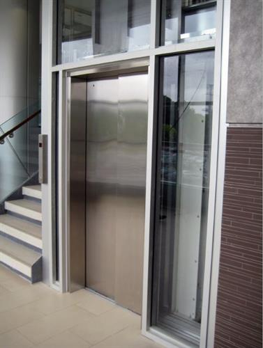 LULA Commercial Style Elevator