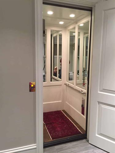 Residential Elevator installed in Chicago, IL